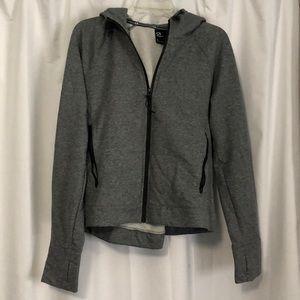 GAPfit all elements fleece full-zip hoodie